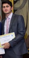 1 st place winner GEO Kakha Bregvadze